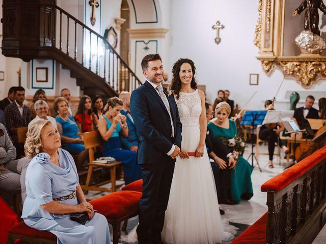 La boda de Fátima y Raúl en San Javier, Murcia 6