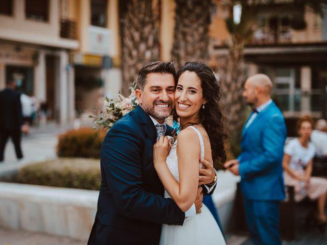 La boda de Fátima y Raúl en San Javier, Murcia 9