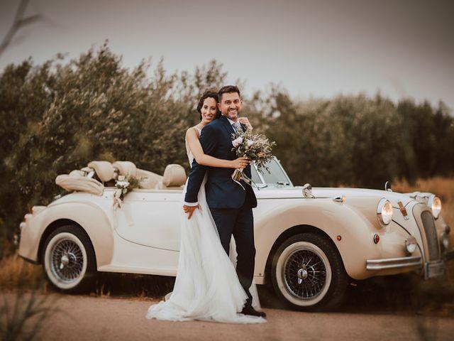 La boda de Fátima y Raúl en San Javier, Murcia 11