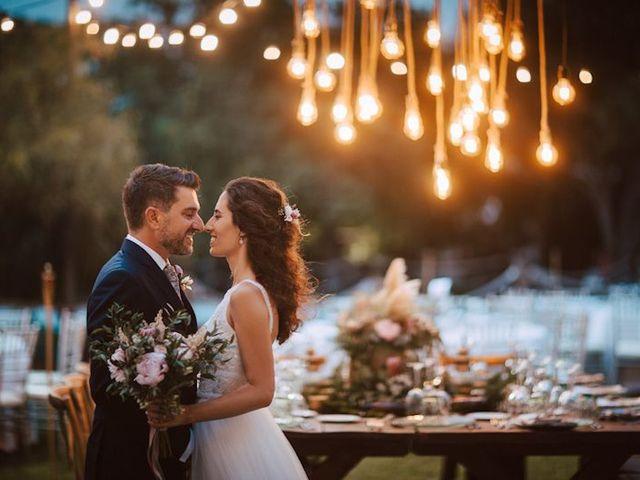 La boda de Raúl y Fátima