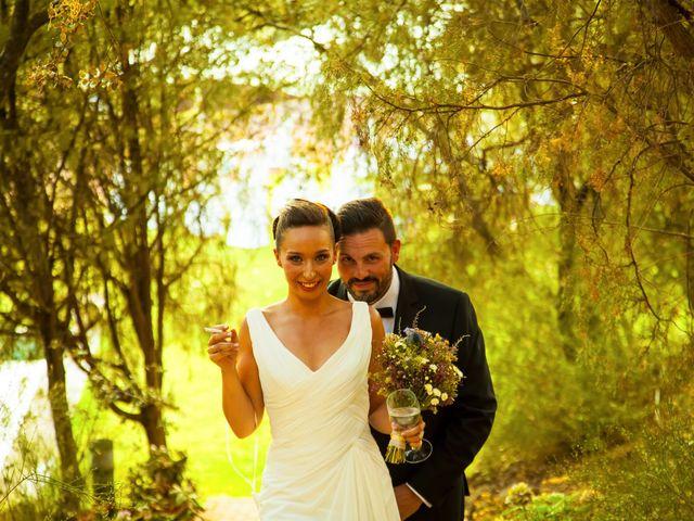 La boda de Iosu y Eva en San Agustin De Guadalix, Madrid 9