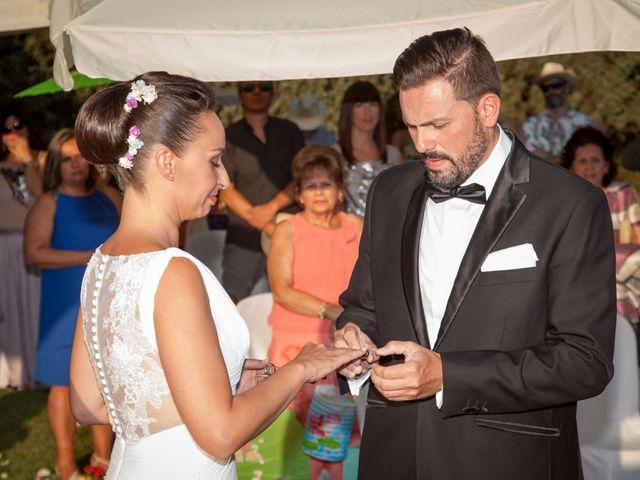 La boda de Iosu y Eva en San Agustin De Guadalix, Madrid 20