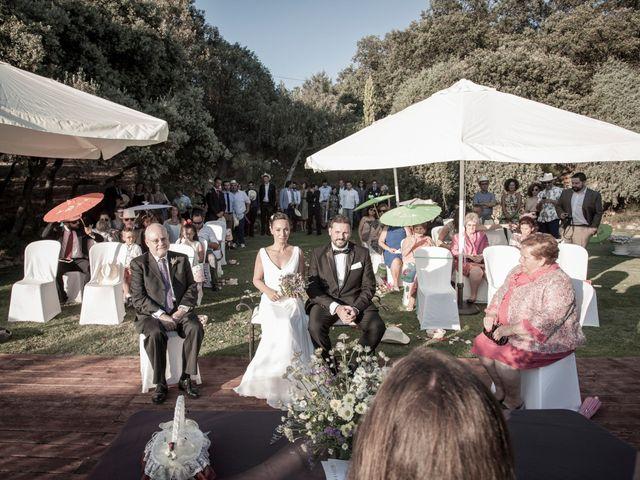 La boda de Iosu y Eva en San Agustin De Guadalix, Madrid 21
