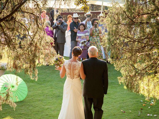 La boda de Iosu y Eva en San Agustin De Guadalix, Madrid 22