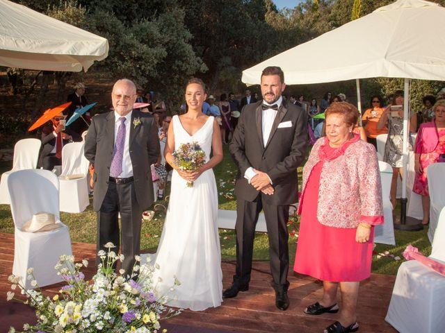 La boda de Iosu y Eva en San Agustin De Guadalix, Madrid 23