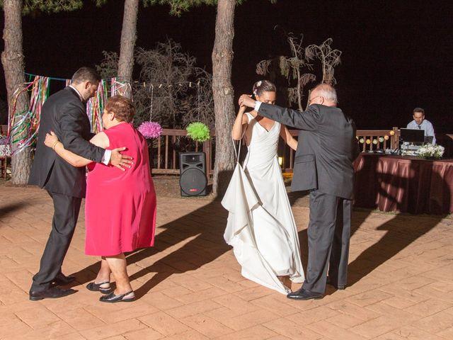 La boda de Iosu y Eva en San Agustin De Guadalix, Madrid 27