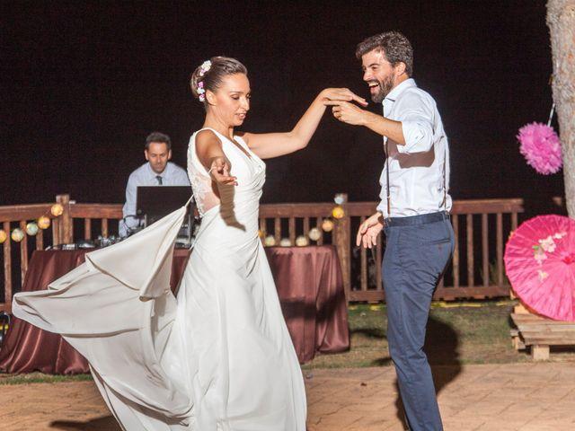 La boda de Iosu y Eva en San Agustin De Guadalix, Madrid 28