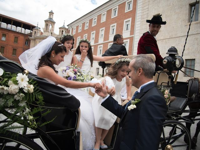 La boda de Alfredo y Miriam en Valladolid, Valladolid 10