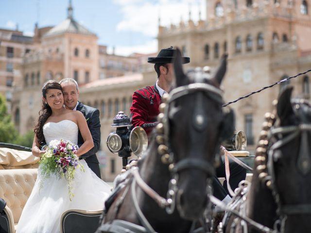 La boda de Alfredo y Miriam en Valladolid, Valladolid 22