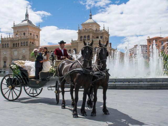 La boda de Alfredo y Miriam en Valladolid, Valladolid 37