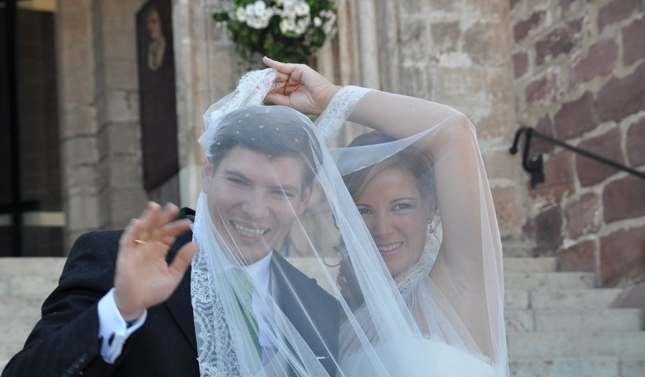 La boda de Victor y Laura en El Puig, Valencia
