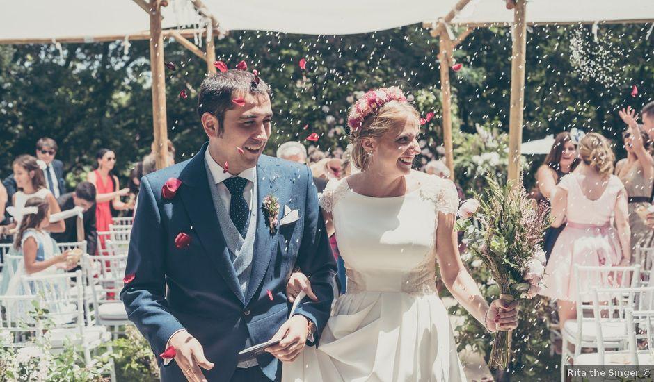 La boda de Rubén y Esther en Aldea Del Fresno, Madrid