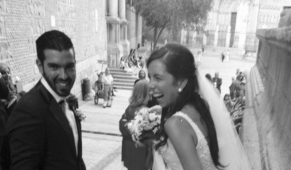 La boda de Carlos y Marta en Toledo, Toledo