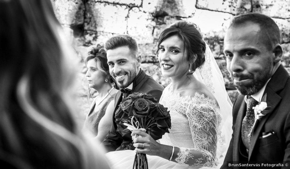 La boda de Edgar y Vanesa en Soutomaior, Pontevedra