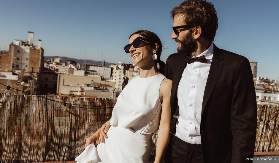 La boda de Sofía y Pablo en Barcelona, Barcelona