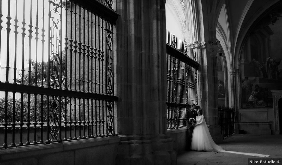 La boda de Johannes y Marta en Toledo, Toledo