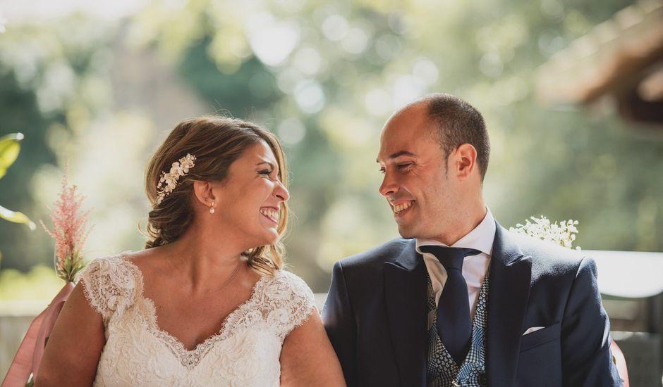 La boda de Gonzalez y Lourdes  en Llodio, Álava