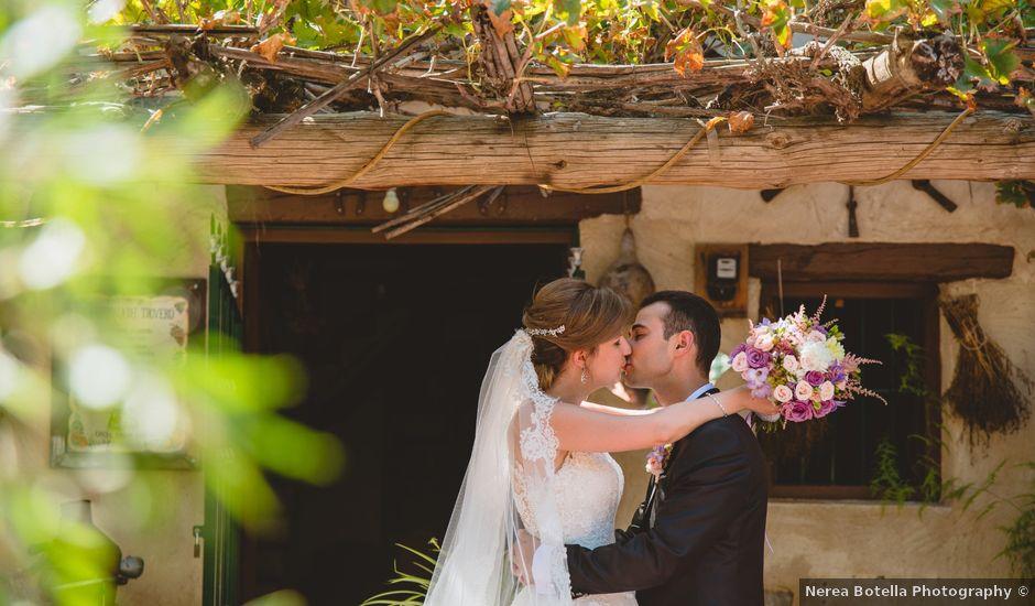 La boda de Isabel y David en Beniajan, Murcia