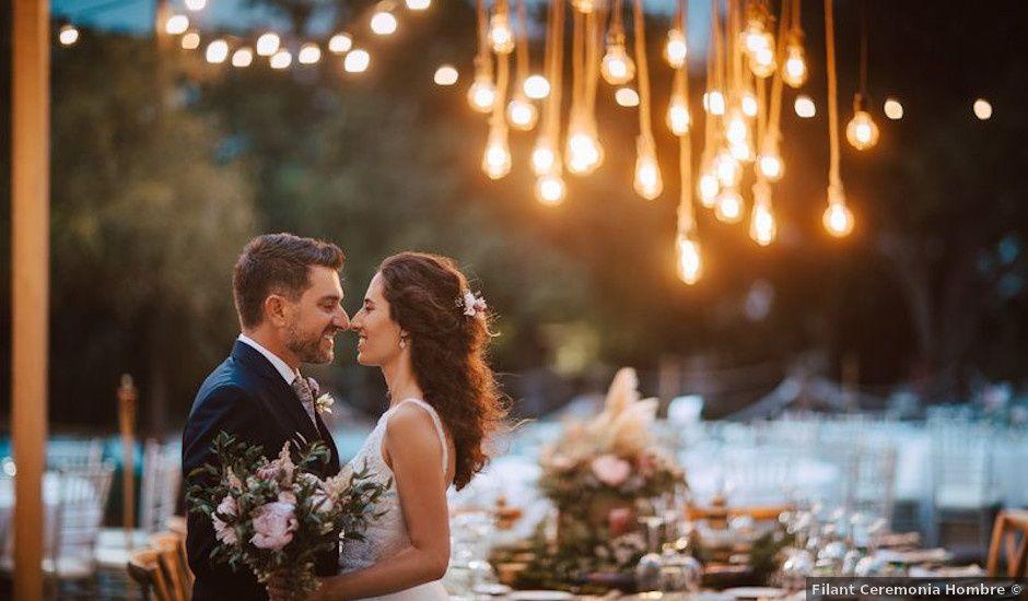 La boda de Fátima y Raúl en San Javier, Murcia