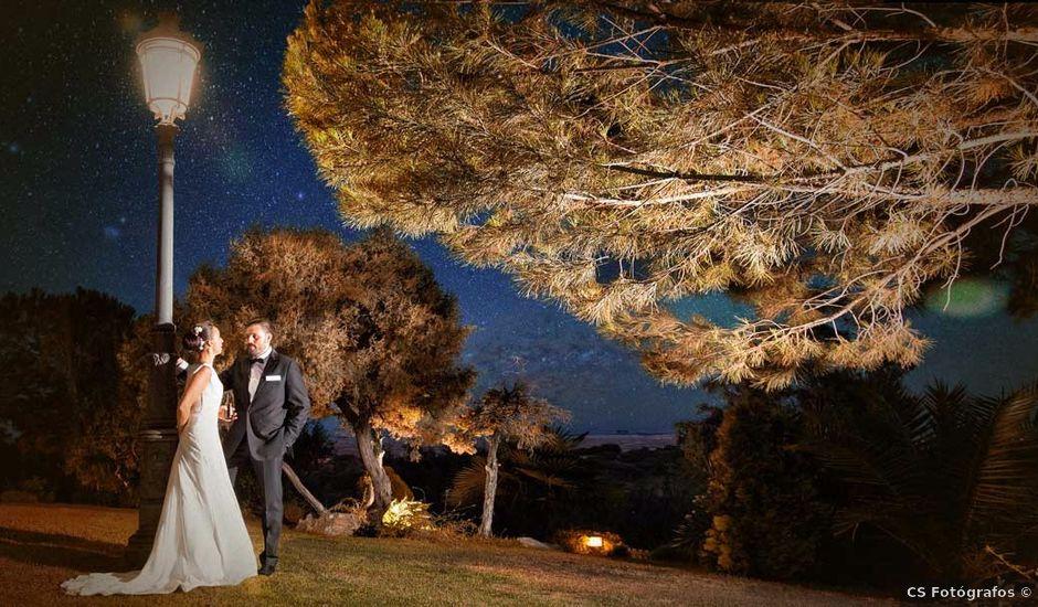 La boda de Iosu y Eva en San Agustin De Guadalix, Madrid