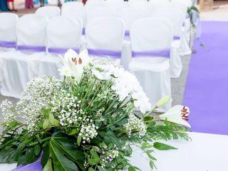 La boda de Doris Emilse y José 1