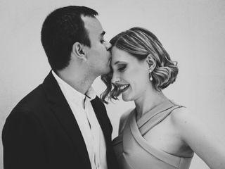La boda de Sandra y Jorge