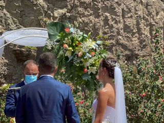 La boda de Casandra y Juan Miguel  2
