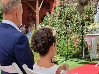La boda de Casandra y Juan Miguel  3