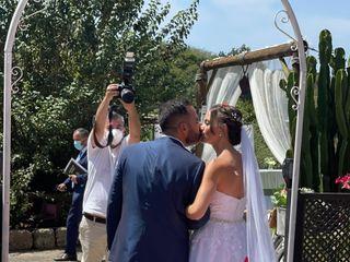La boda de Casandra y Juan Miguel
