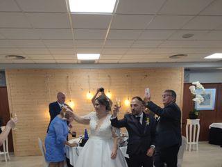 La boda de Carla  y Rubén  1