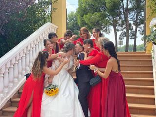 La boda de Carla  y Rubén