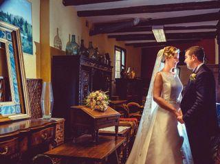 La boda de María y Javier