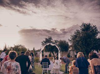 La boda de Angela y Manuel