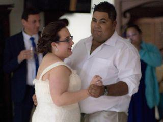 La boda de Estela y Miguel 1