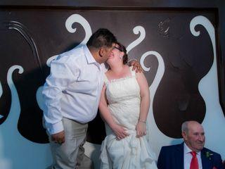 La boda de Estela y Miguel 2