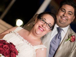 La boda de Estela y Miguel