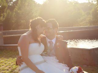 La boda de Eli y Pere Joan