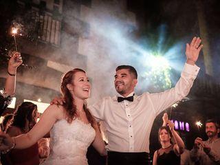 La boda de Jessica y Roberto