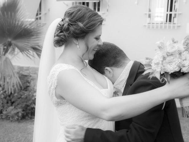 La boda de Daniel y Cristina en Las Rozas De Madrid, Madrid 1