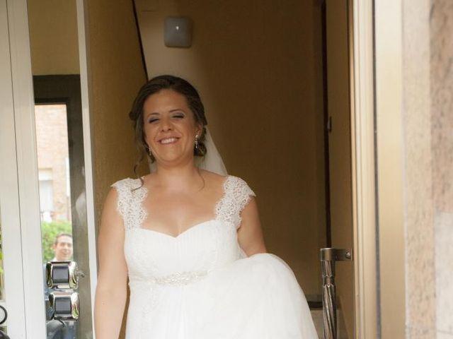La boda de Daniel y Cristina en Las Rozas De Madrid, Madrid 23