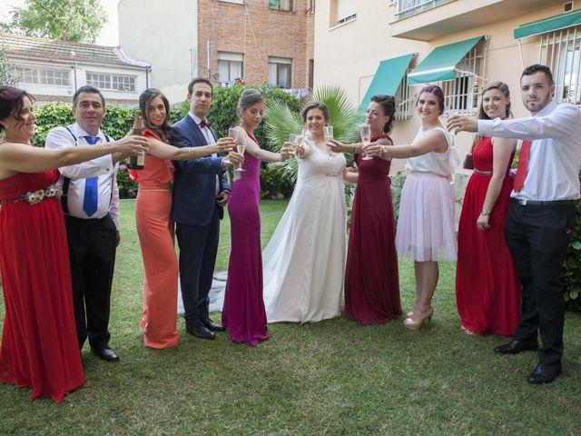 La boda de Daniel y Cristina en Las Rozas De Madrid, Madrid 24