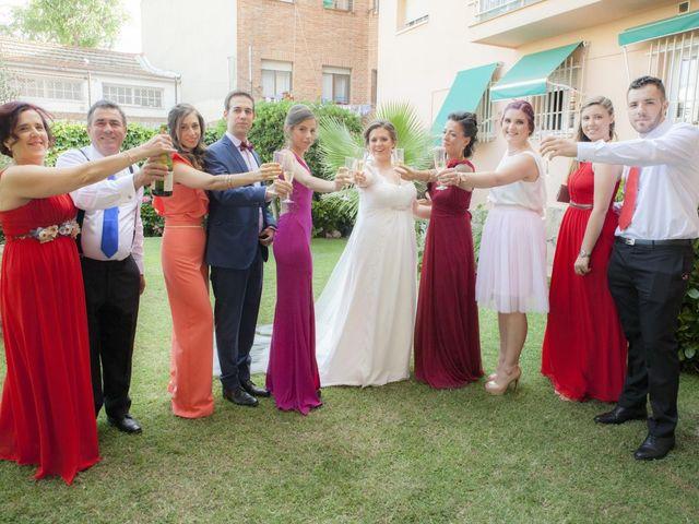 La boda de Daniel y Cristina en Las Rozas De Madrid, Madrid 25
