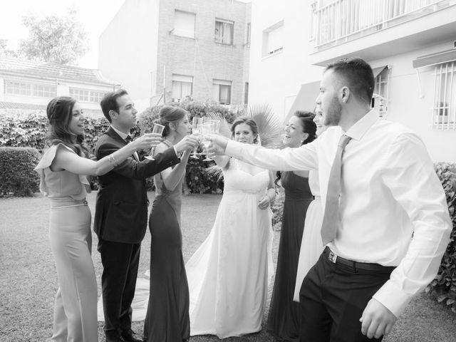 La boda de Daniel y Cristina en Las Rozas De Madrid, Madrid 26