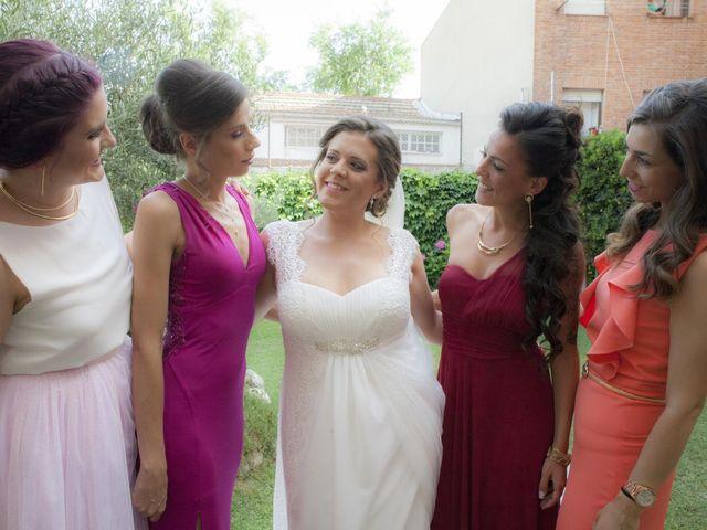 La boda de Daniel y Cristina en Las Rozas De Madrid, Madrid 27