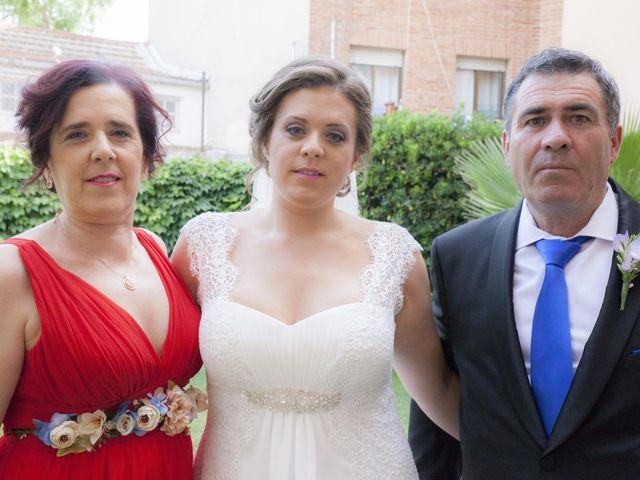 La boda de Daniel y Cristina en Las Rozas De Madrid, Madrid 31