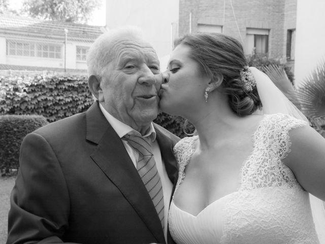 La boda de Daniel y Cristina en Las Rozas De Madrid, Madrid 32