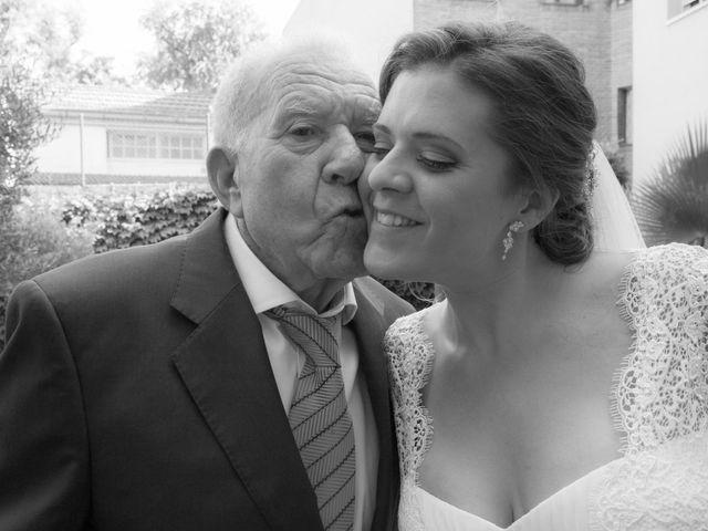 La boda de Daniel y Cristina en Las Rozas De Madrid, Madrid 33
