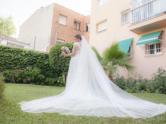 La boda de Daniel y Cristina en Las Rozas De Madrid, Madrid 34
