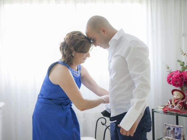 La boda de Daniel y Cristina en Las Rozas De Madrid, Madrid 43