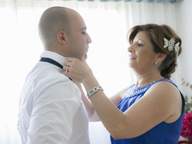 La boda de Daniel y Cristina en Las Rozas De Madrid, Madrid 56